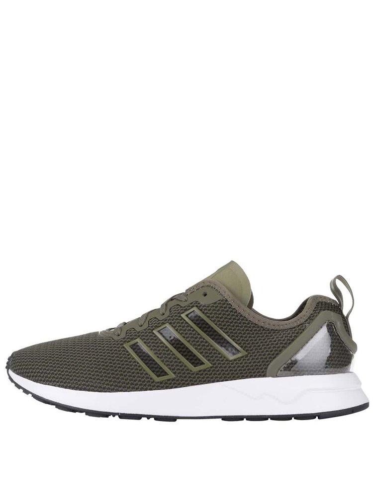 Pantofi sport adidas Originals ZX Flux ADV kaki