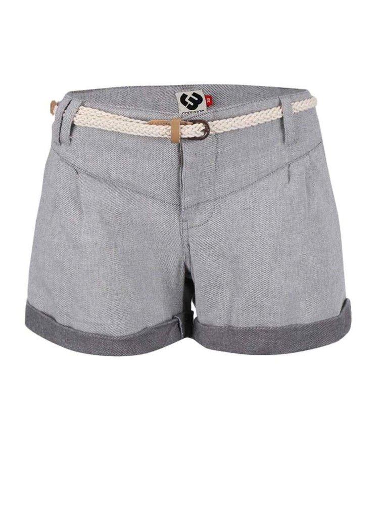 Pantaloni scurți Ragwear Heaven gri