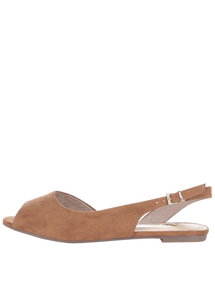 Sandale Tamaris maro