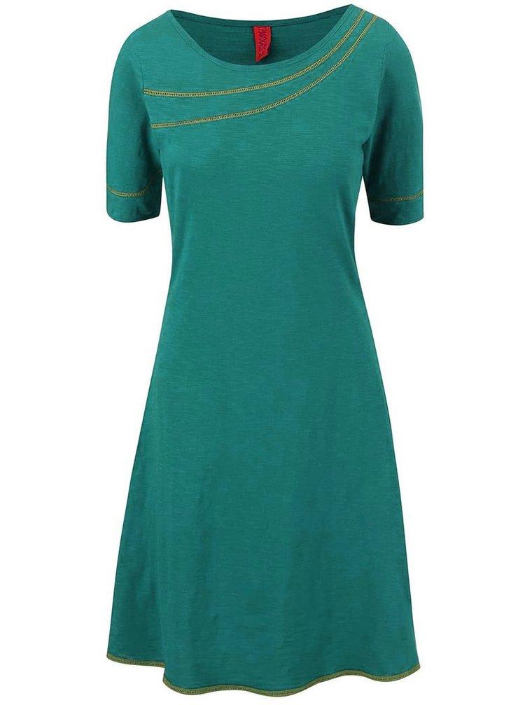 Tyrkysové šaty Tranquillo Colline