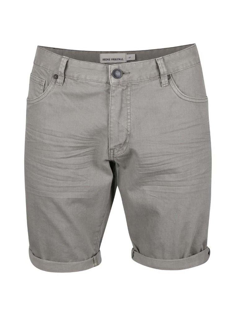 Pantaloni scurţi Shine Original Wardell gri