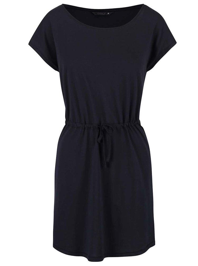 Tmavě modré šaty ONLY May