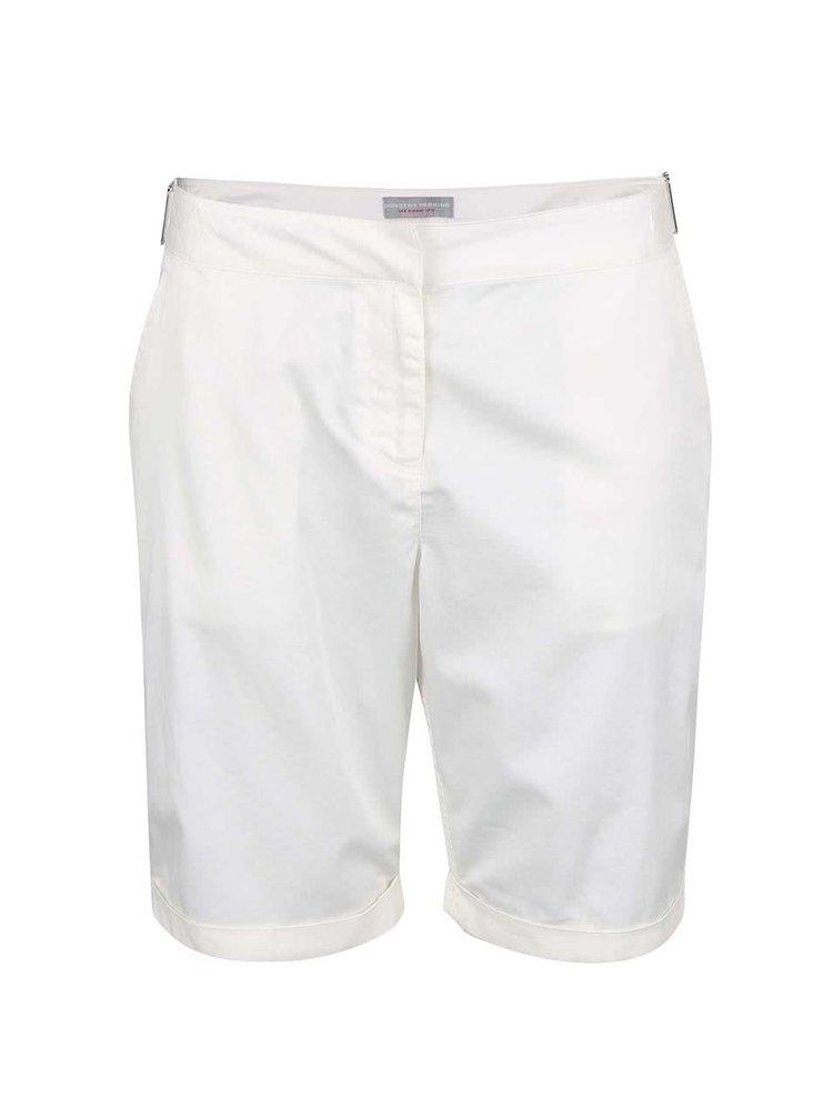 Pantaloni 3/4 Dorothy Perkins Petite crem