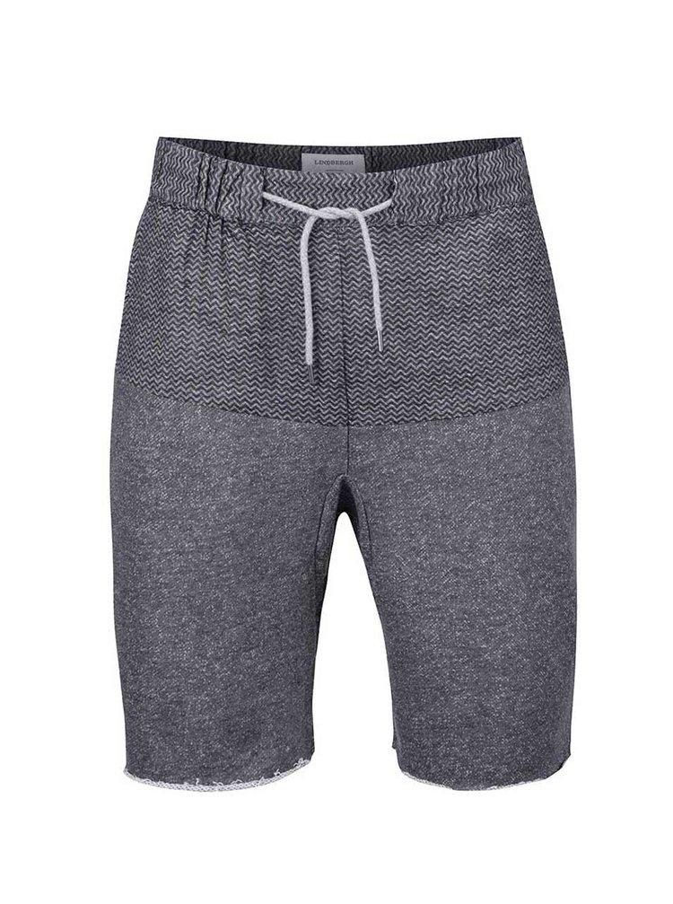 Pantaloni scurți Lindbergh gri