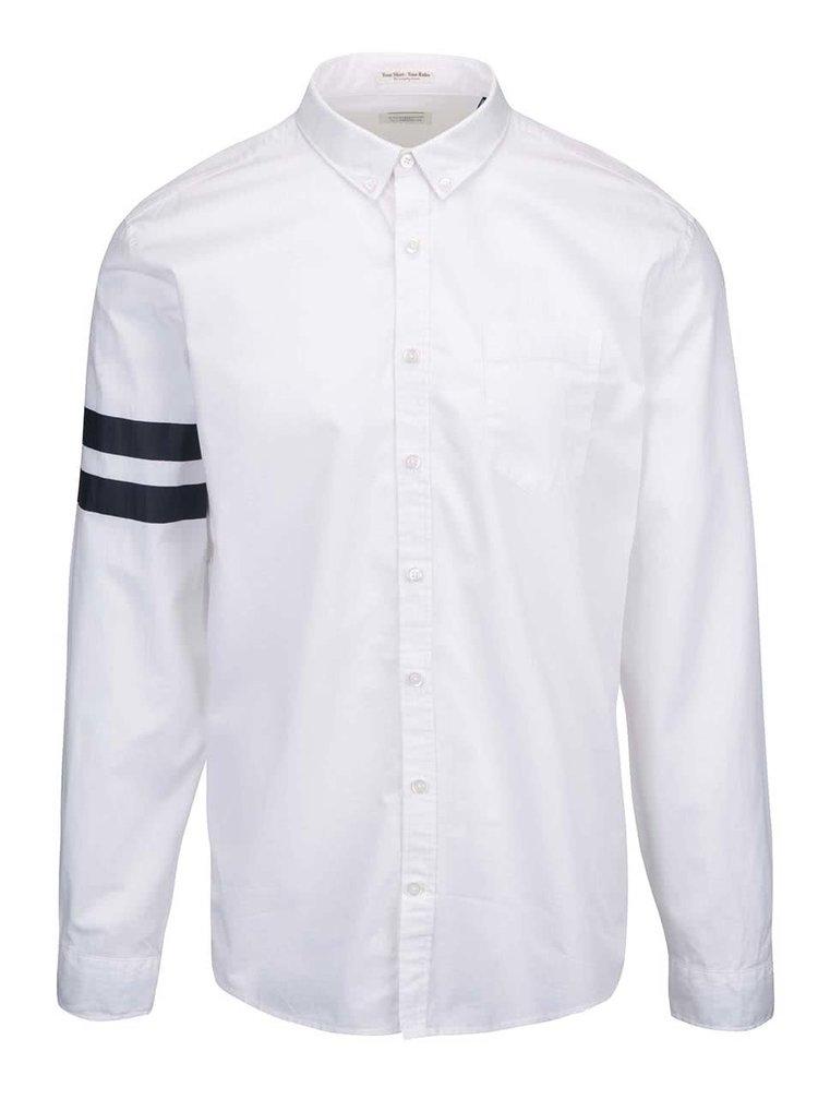 Biela pánska košeľa Lindbergh