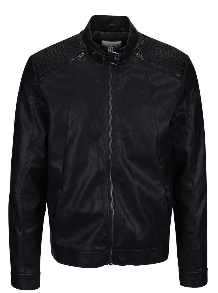 Černá pánská bunda shine Original