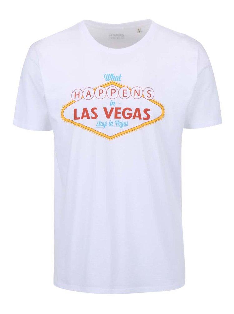 Bílé pánské triko ZOOT Originál Las Vegas