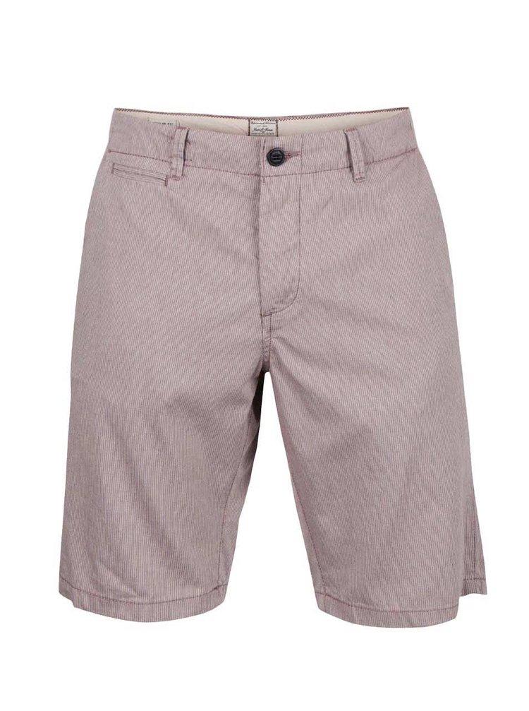 Pantaloni scurți Jack & Jones Lucas bej