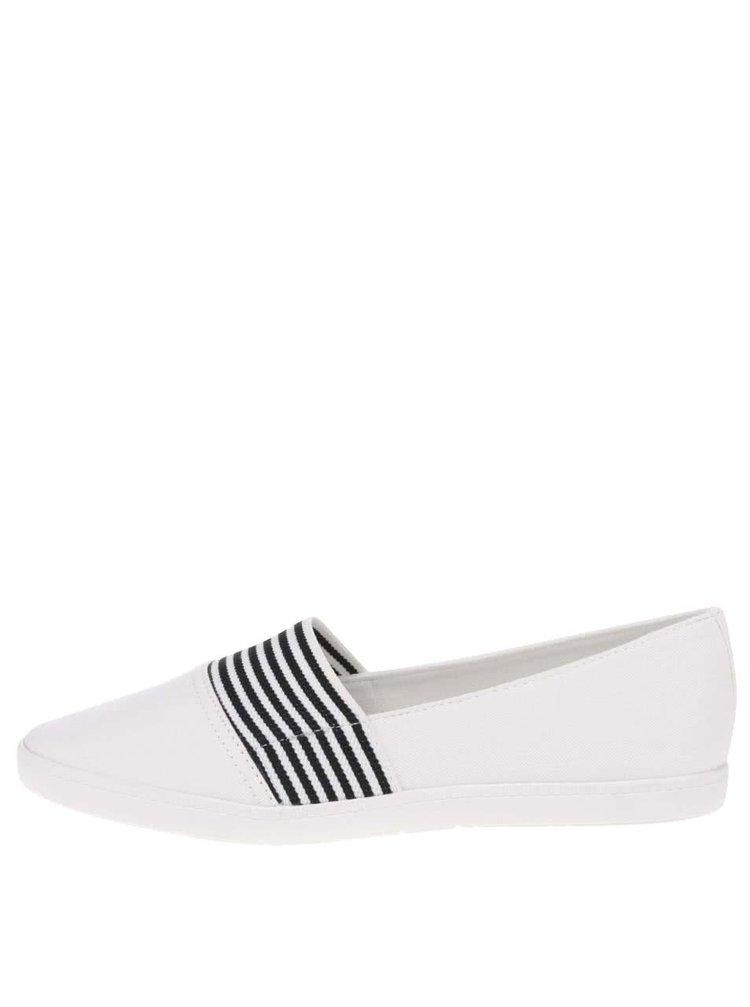 Krémové loafers ALDO Kimilili