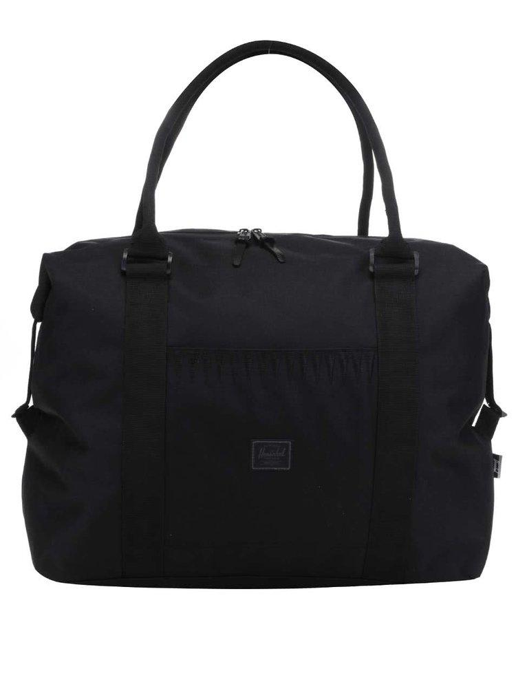 Čierna dámska cestovná taška Herschel Strand