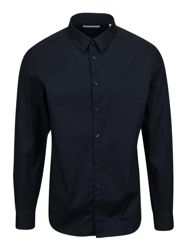 Tmavě modrá košile Tailored & Originals Knight