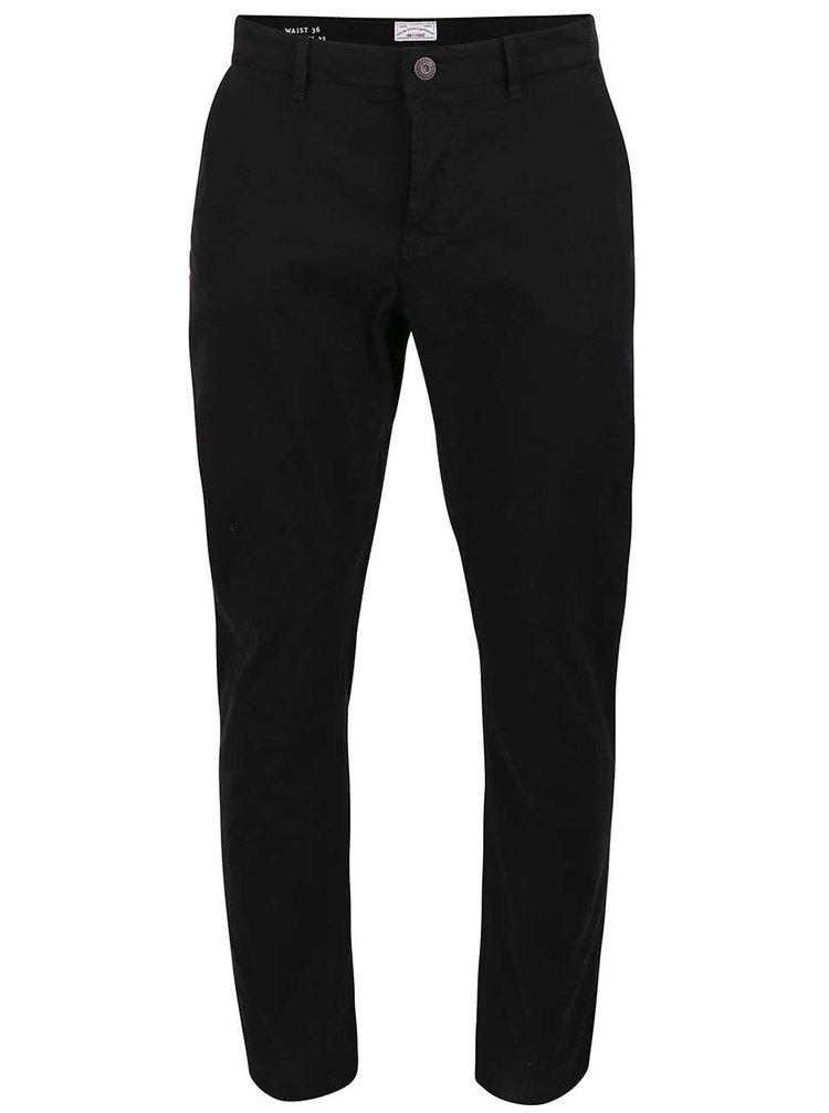 Pantaloni negri chino ONLY & SONS Sharp