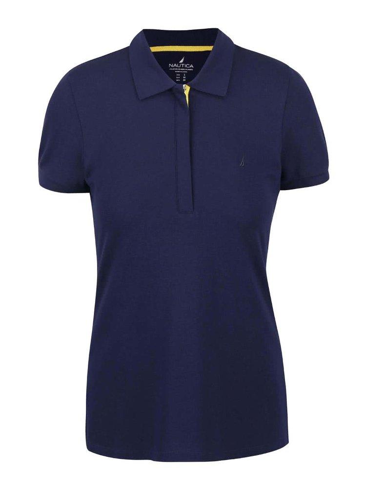 Tricou de damă Nautica albastru închis