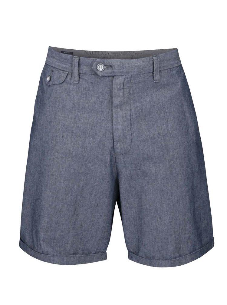 Pantaloni scurți Nautica albaștri