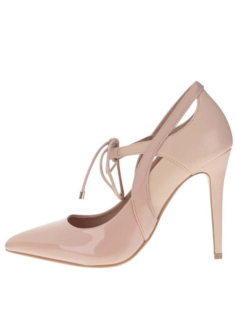 Pantofi Dorothy Perkins crem
