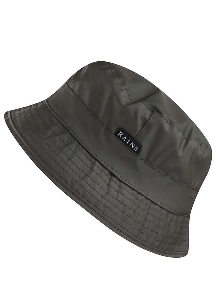 Zelený klobúk Rains