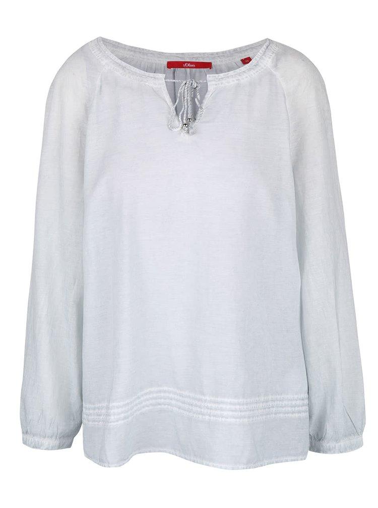 Bluză gri de damă s.Oliver