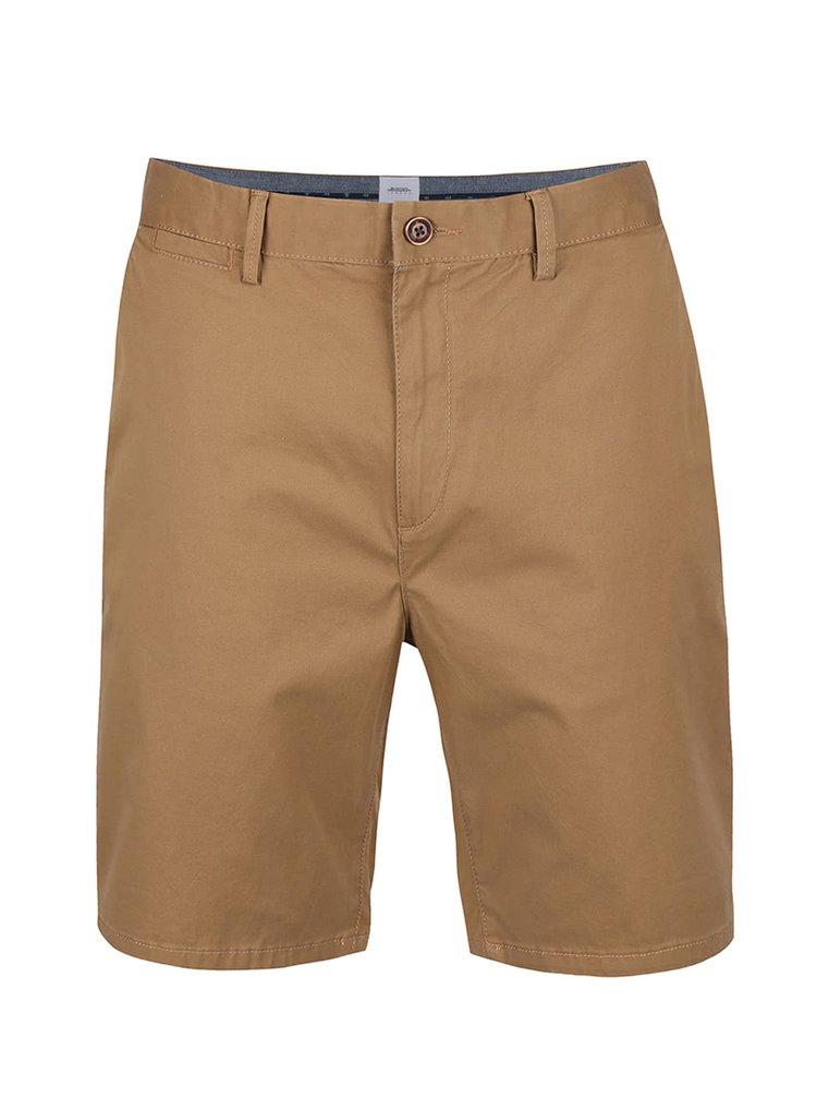Pantaloni scurți maro Burton Menswear London