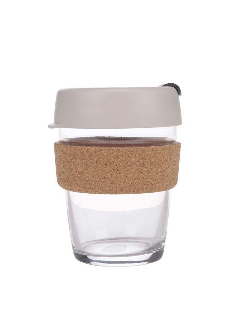 Designový cestovní skleněný hrnek KeepCup Brew Filter Medium