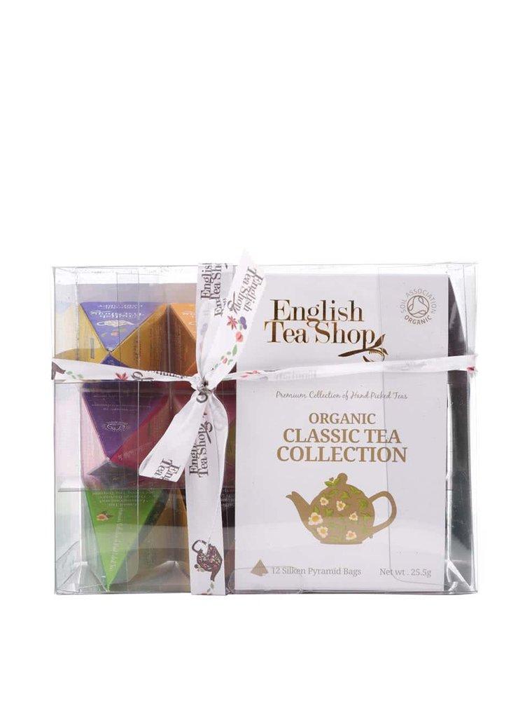 Mix klasických bio čajů English Tea Shop