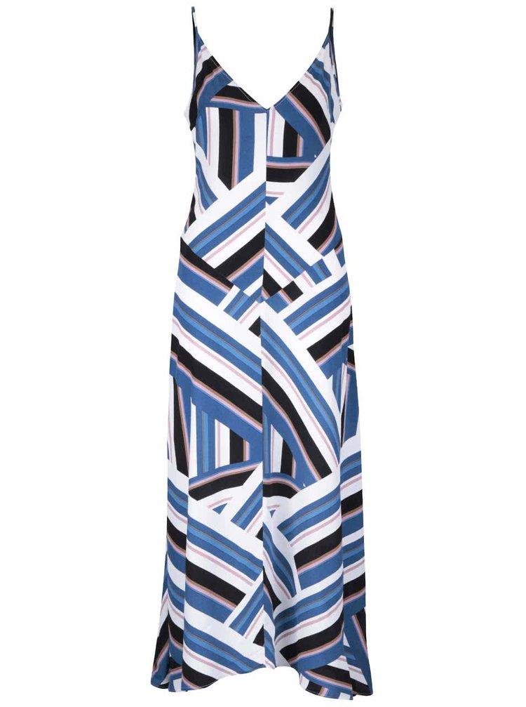 Rochie maxi Miss Selfridge cu imprimeu geometric