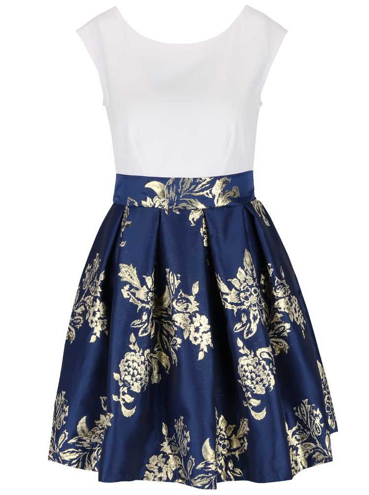 Rochie fără mâneci Closet cu model floral