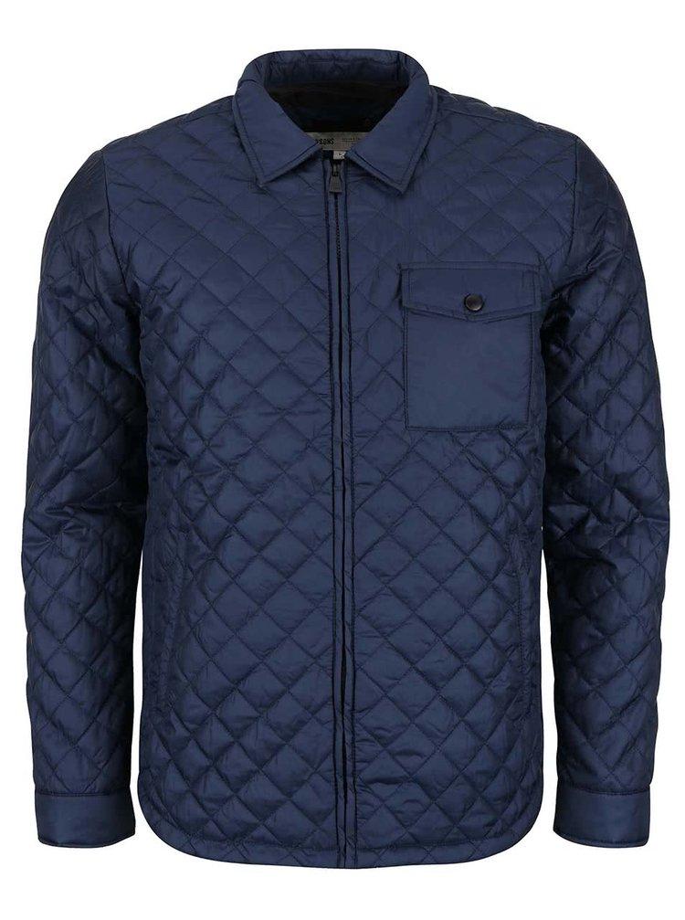 Jachetă albastră ONLY & SONS Josep