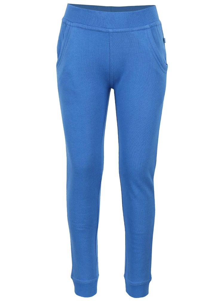 Pantaloni sport albaștri Blue Seven