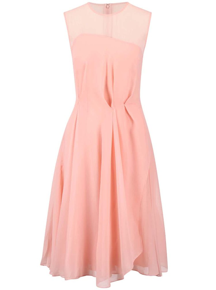 Rochie French Connection Sunray roz