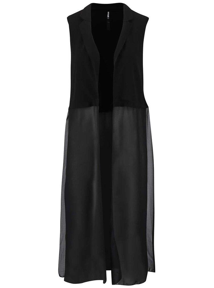 Čierna ľahká vesta Haily's Nina