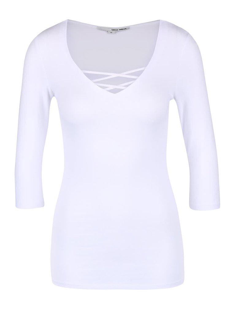 Bluză albă  TALLY WEiJL