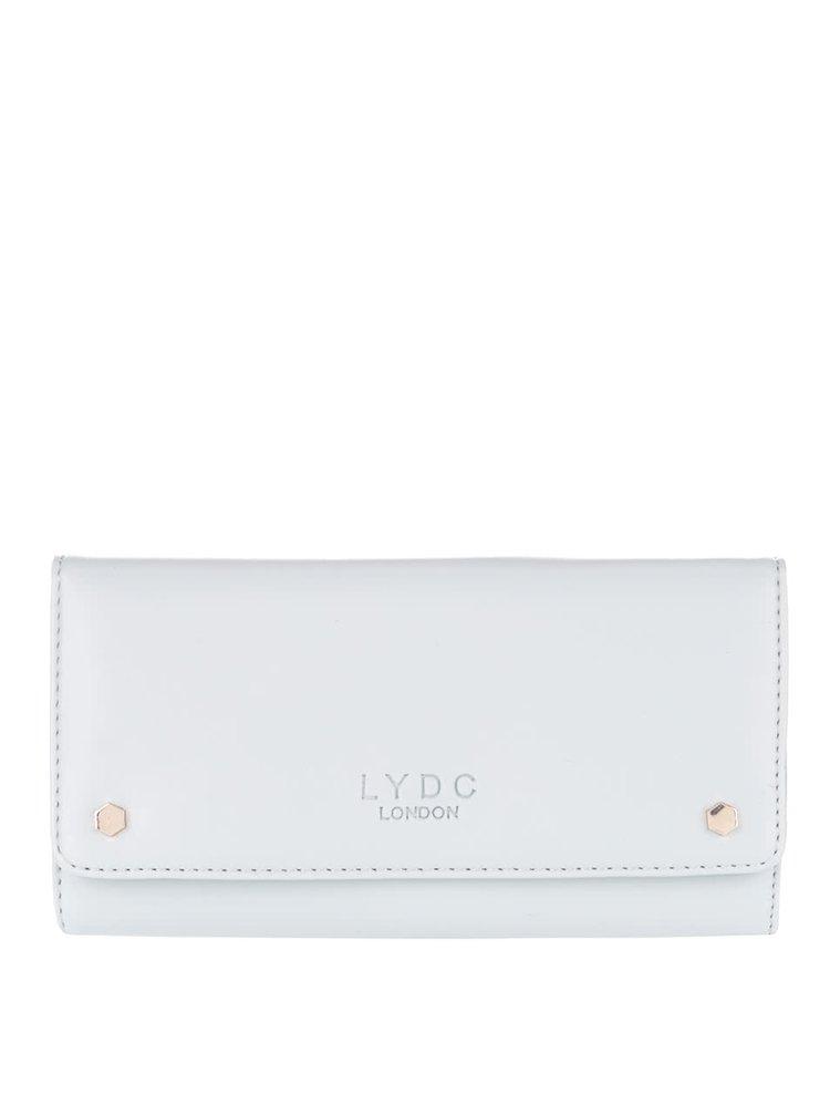 Portofel gri cu portocaliu LYDC