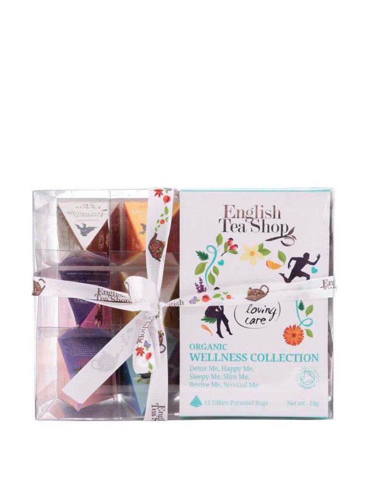 Mix wellness bio čajů English Tea Shop