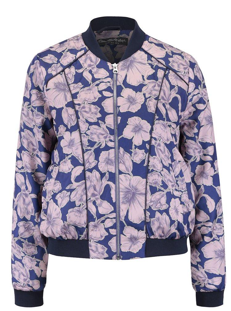 Jachetă bomber cu model floral Miss Selfridge