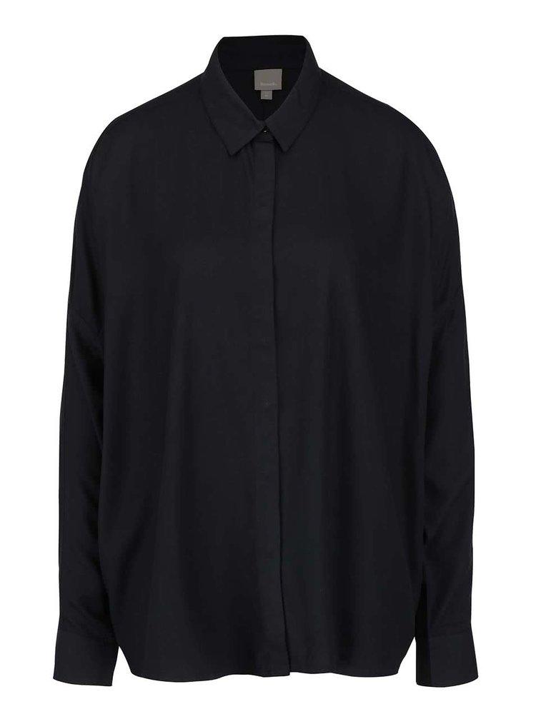 Černá dámská košile Bench