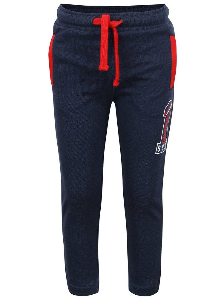 Pantaloni sport bleumarin 5.10.15. cu șnur