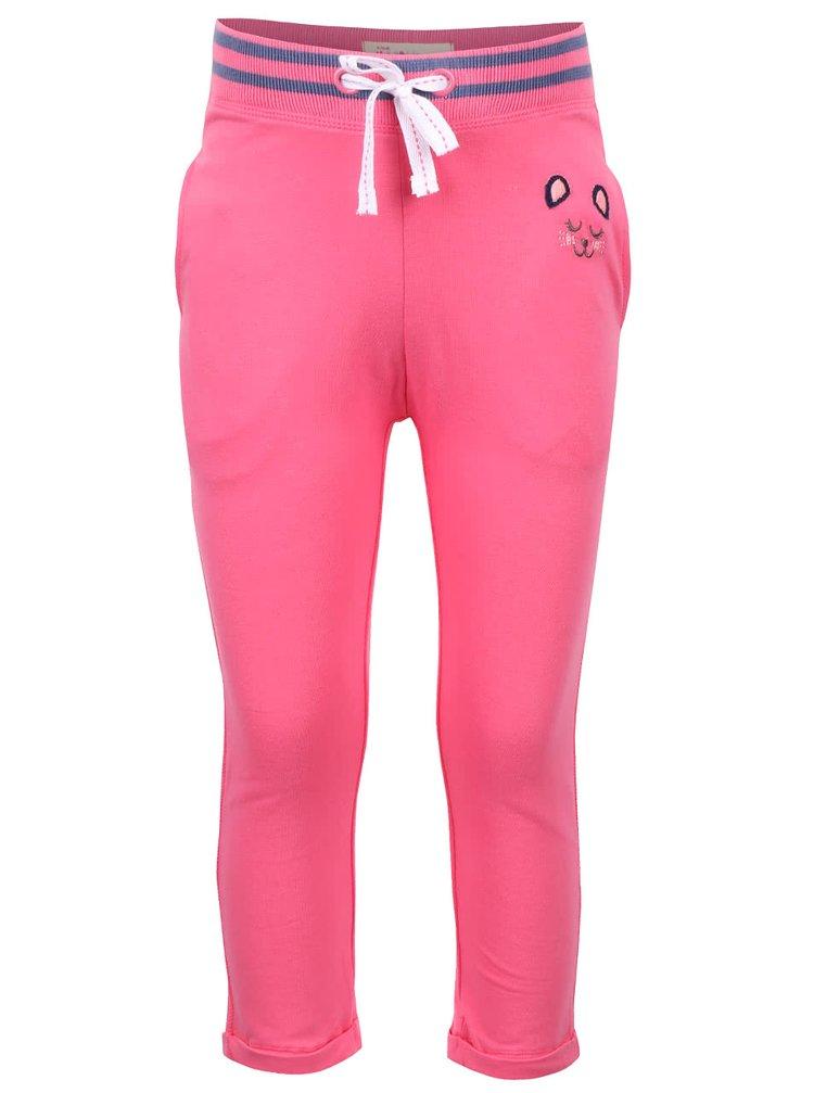 Pantaloni sport roz 5.10.15. de fete