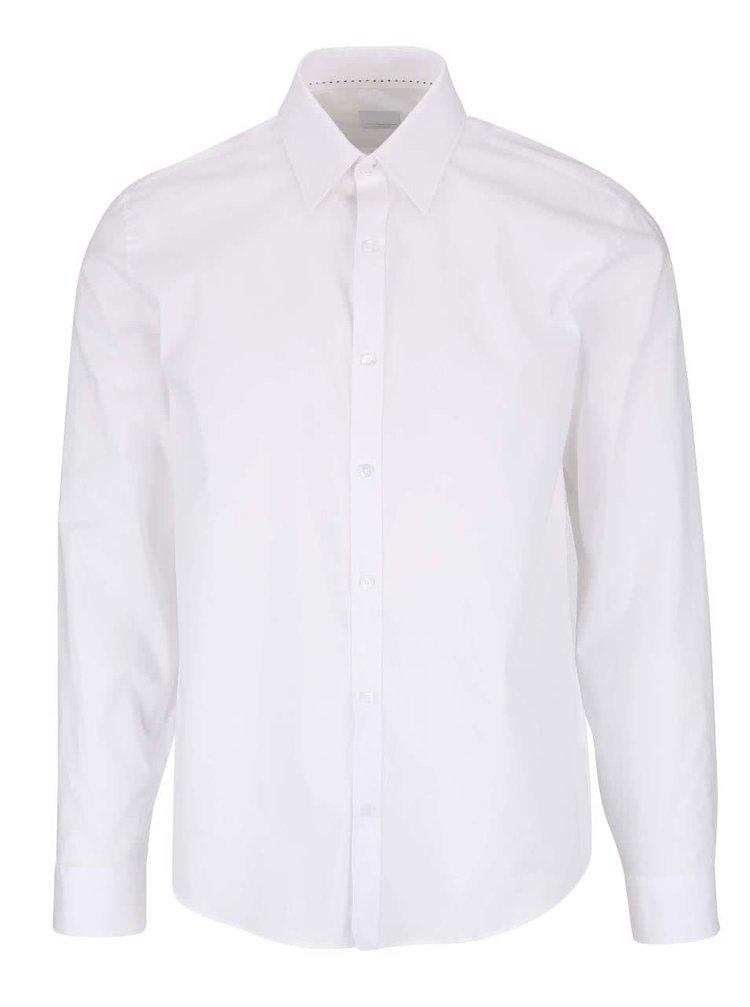 Bílá klasická košile Lindbergh