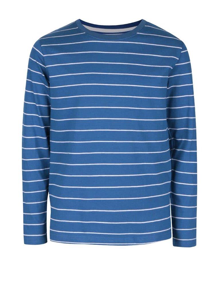Bluză în dungi albastră  5.10.15. pentru băieți