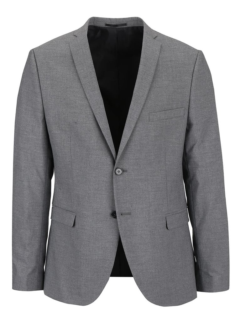 Sacou gri Selected Homme New One