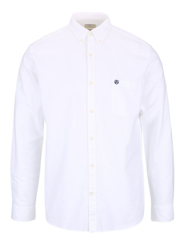 Bílá košile Selected Homme Collect