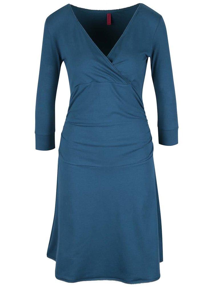 Rochie albastră Tranquillo Giulia