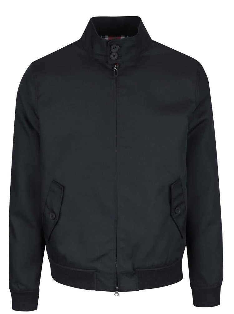 Čierna bunda ONLY & SONS Odger