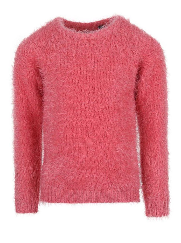 Pulover roz Blue Seven pentru fete