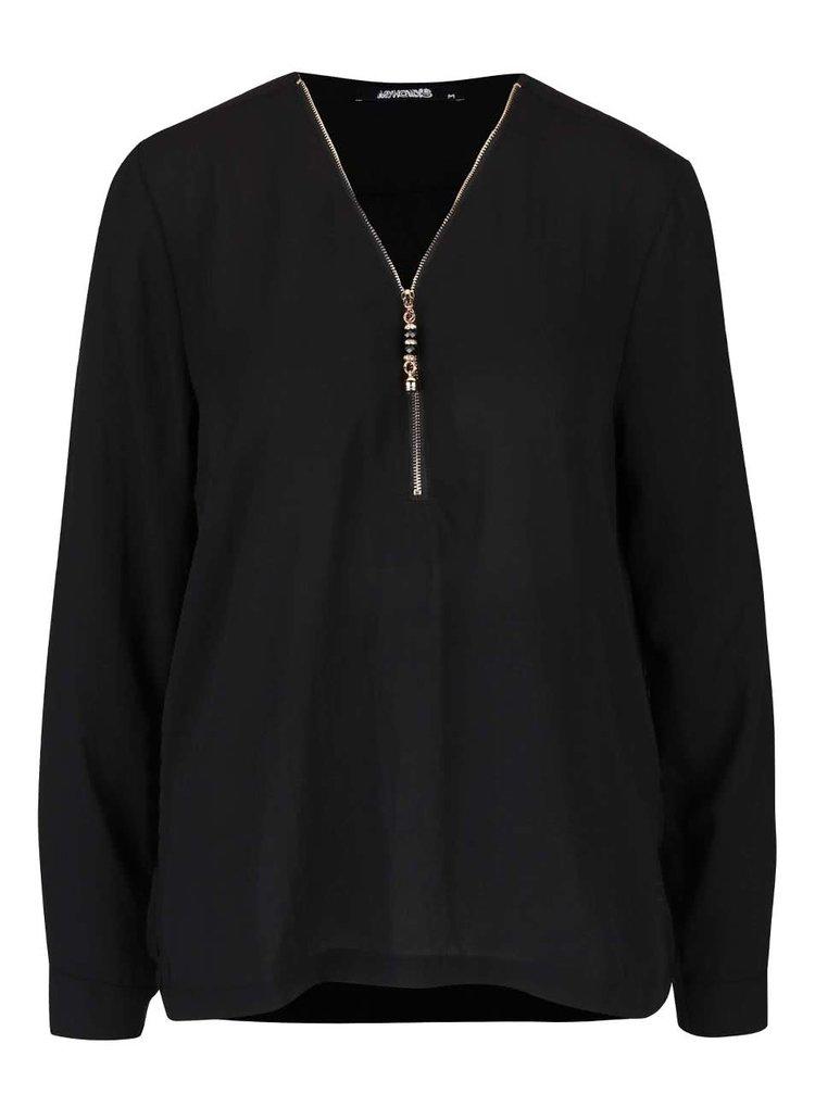 Bluză neagră Haily´s Cassie