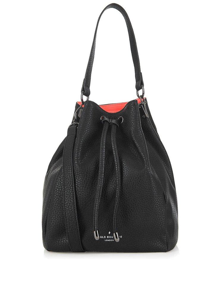 Černá menší kabelka Paul's Boutique Hattie