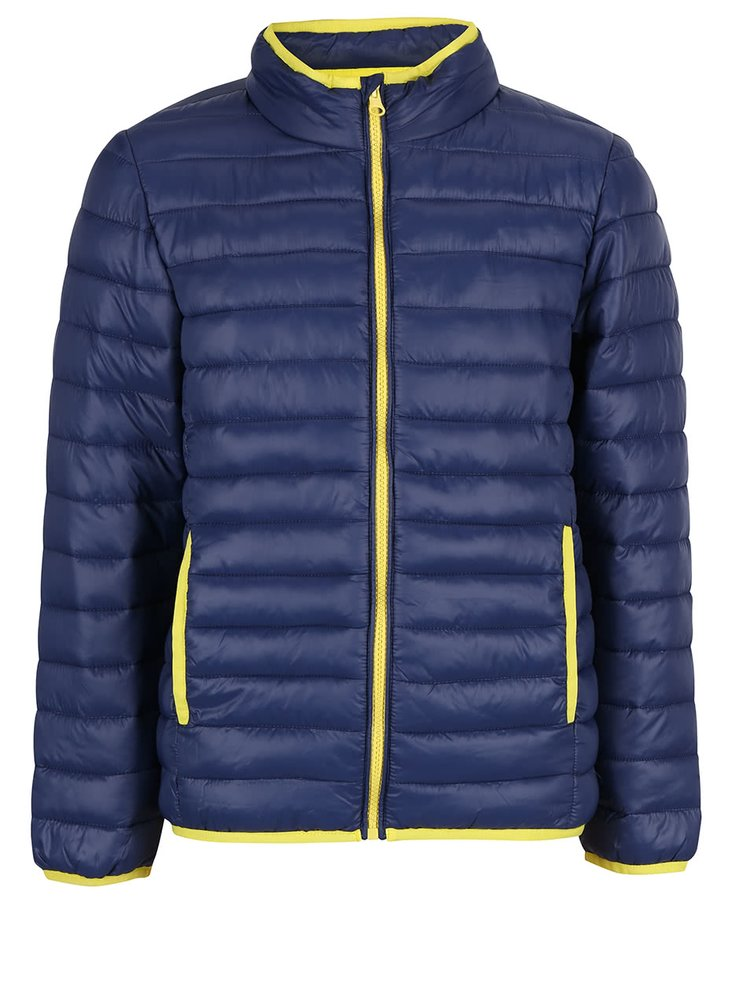 Jachetă matlasată Blue Seven albastră
