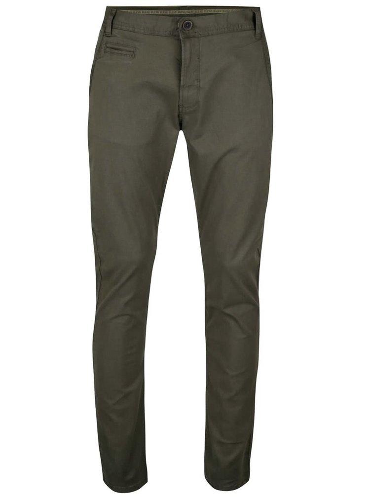 Pantaloni chino kaki Blend