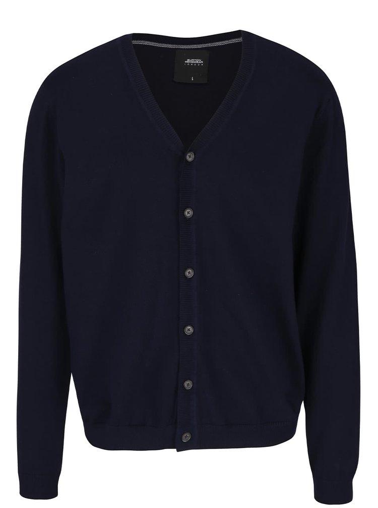 Cardigan negru Burton Menswear London