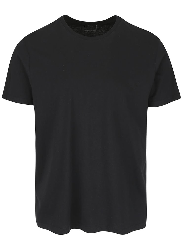 Čierne tričko Burton Menswear London